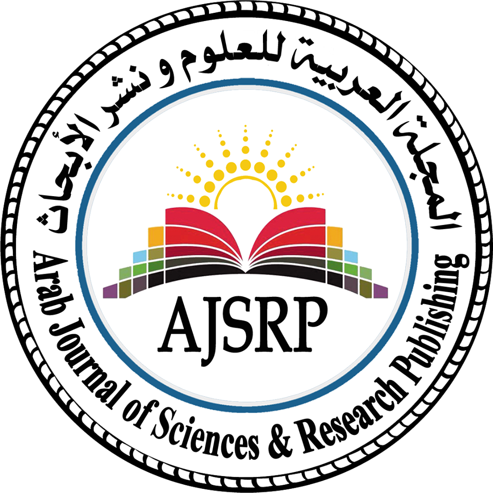 Arab Journal of Science and Research Publishing